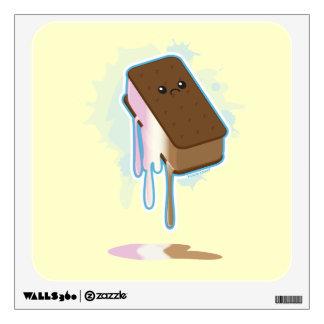 Ice Cream Sandwich Wall Sticker