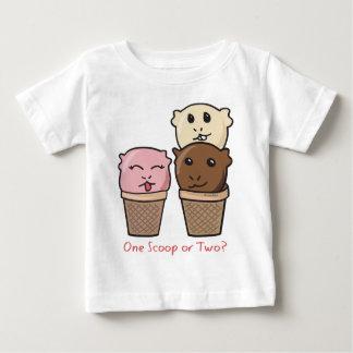 Ice Cream Scoops Baby T-Shirt