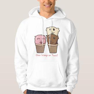 Ice Cream Scoops Hoodie