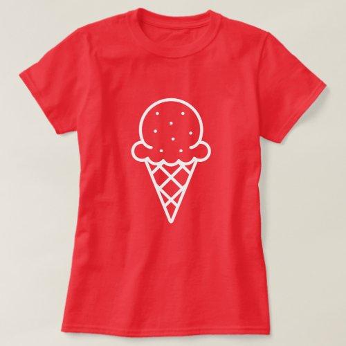 Ice Cream Shirt _ Dark Colors