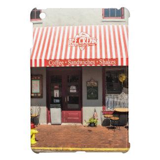 Ice Cream Shop Downtown Savannah iPad Mini Covers