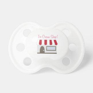 Ice Cream Shop BooginHead Pacifier