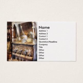 Ice Cream Shop -The Local Soda Fountain Business Card