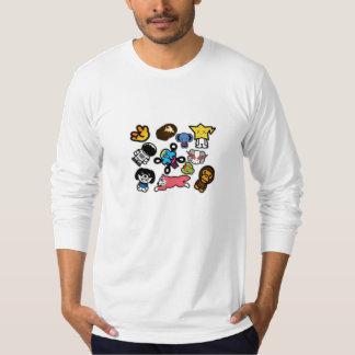 ice cream skate team T-Shirt