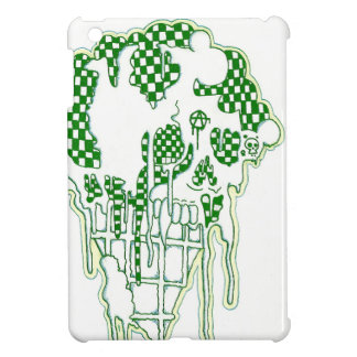 Ice Cream Skeleton Case For The iPad Mini
