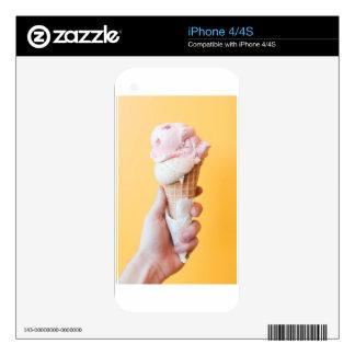 ice-cream skins for iPhone 4