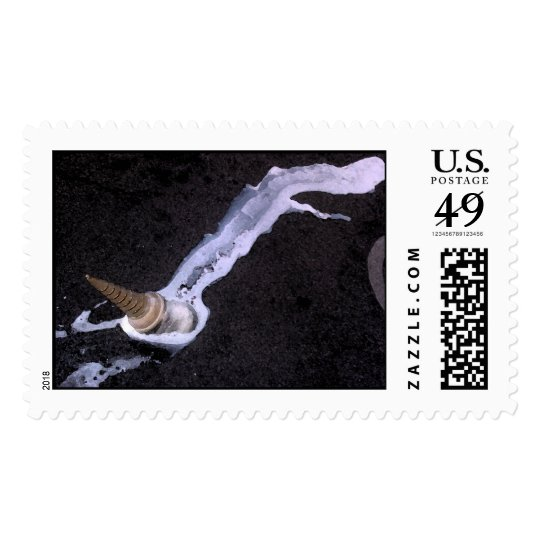 Ice Cream Spill Postage