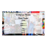 Ice Cream Stand Business Card Template