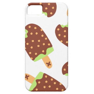 Ice Cream Stick Pattern iPhone SE/5/5s Case