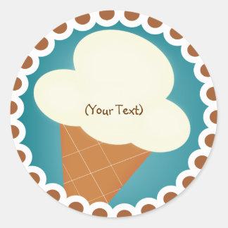Ice Cream Sticker