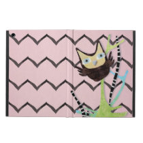Ice cream Striped Polka Dots Cover For iPad Air