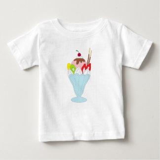 Ice Cream Sundae Baby T-Shirt