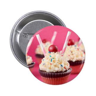 Ice Cream Sundae Pins