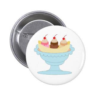 Ice Cream Sundae Buttons
