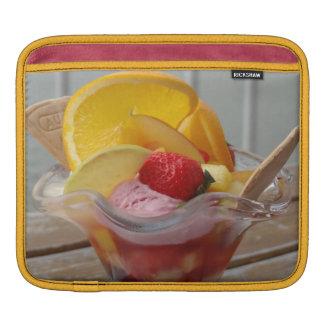 Ice Cream Sundae iPad sleeve