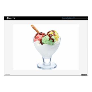 Ice Cream Sunday Laptop Skin