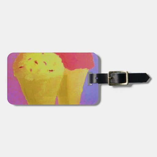 Ice Cream Tags For Bags