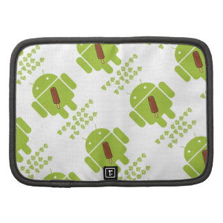 Ice Cream Time Is Here (Bug Droid Android) Organizers