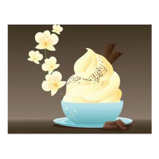 Ice Cream Treat Postcard