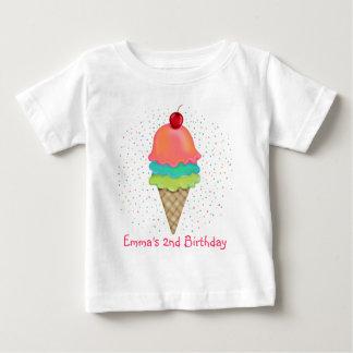 Ice Cream Treats Baby T-Shirt