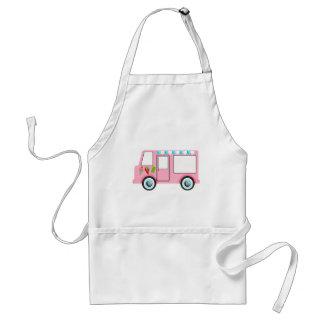 Ice Cream Truck Adult Apron