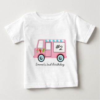 Ice Cream Truck Baby T-Shirt