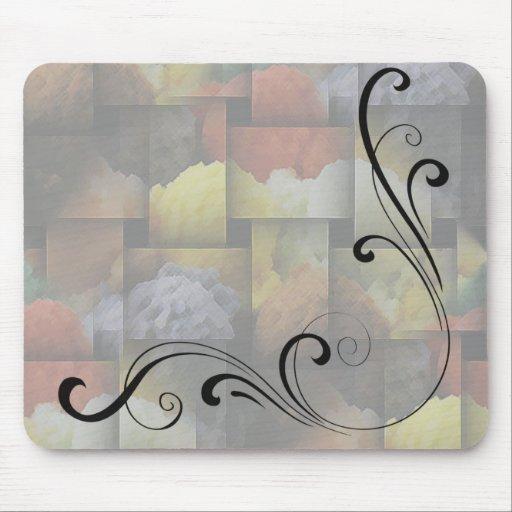 Ice Cream Weave Mousepad