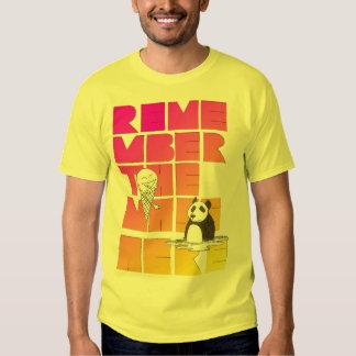 Ice Cream's Revenge T-shirts