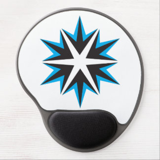 Ice Crystal Gel Mousepad