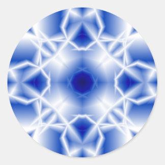 Ice Crystal Sticker