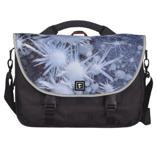 Ice crystals in the Sierra Bag For Laptop