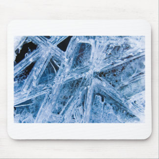 Ice Crystals Mousepads
