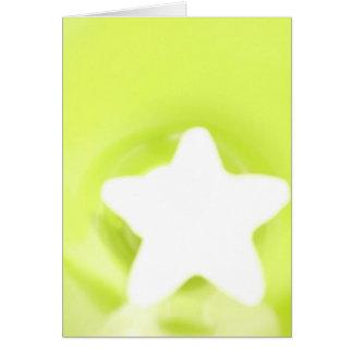 Ice Cube Card