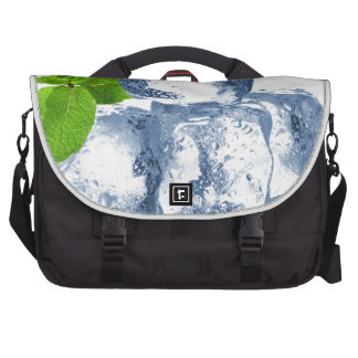 Ice cube cool yourself computer bag