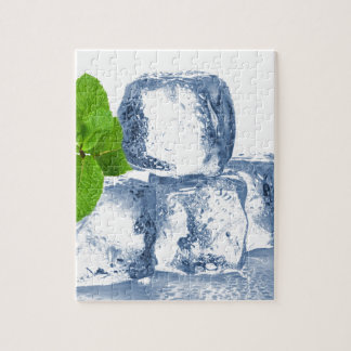 Ice cube cool yourself jigsaw puzzle