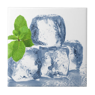 Ice cube cool yourself tile