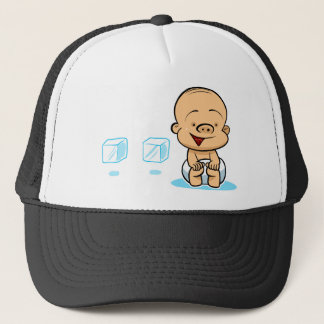 ICE CUBE ICE CUBE BABY TRUCKER HAT