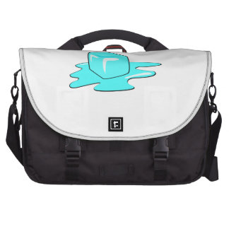 Ice Cube Laptop Bag