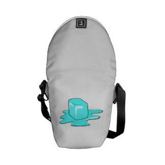 Ice Cube Messenger Bag