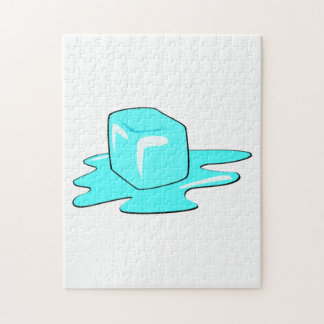 Ice Cube Puzzle