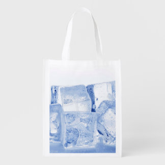 ICE CUBES GROCERY BAG