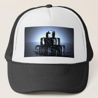 Ice cubes trucker hat