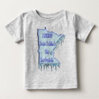 Ice Curtain Refugee Baby T-Shirt