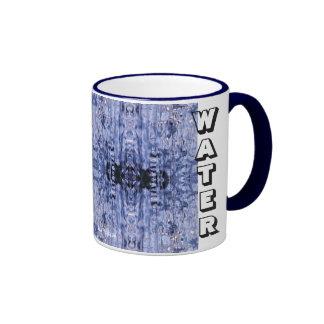 Ice Curtain - Symmetry Ringer Mug