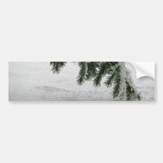 Ice Dip Bumper Sticker