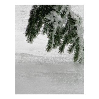 Ice Dip Letterhead