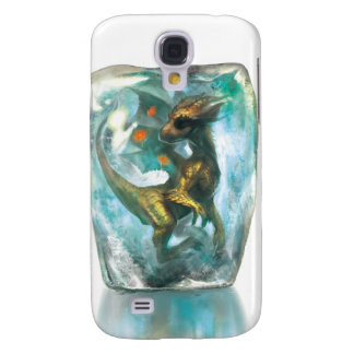 Ice dragon for iphone3 galaxy s4 case