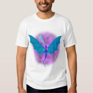 Ice Dragon In Flight Shirt