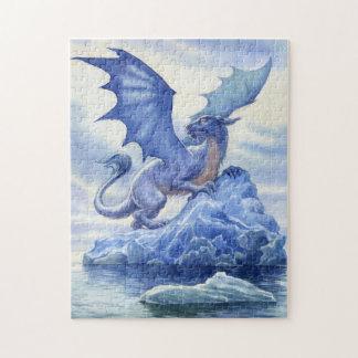 Ice Dragon Puzzle