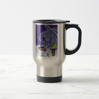 Ice Dragon Stainless Steel Travel Mug